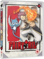 Fairy Tail Collection 16 Review