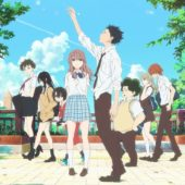 A Silent Voice joins The Japan Foundation Touring Film Programme 2017 line-up!