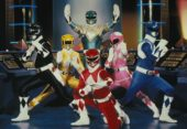 Manga Entertainment Brings Saban's Mighty Morphin Power Rangers to the UK for Home Video!
