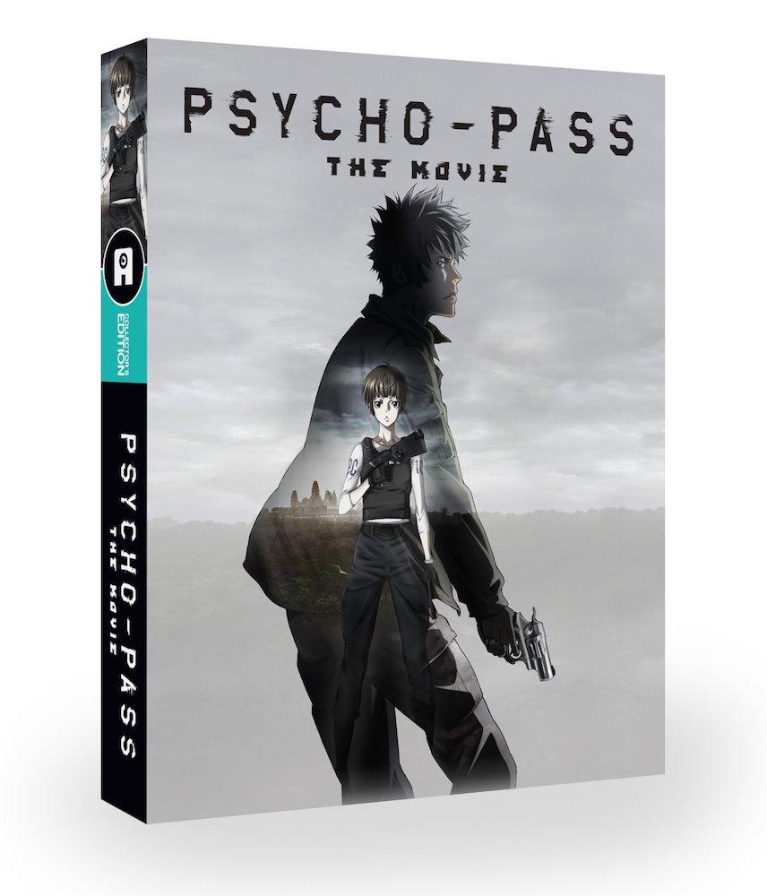 Psycho Pass Film