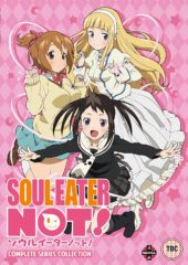 Soul Eater NOT! Complete Series Collection