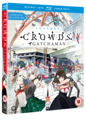 Gatchaman CROWDS insight Review